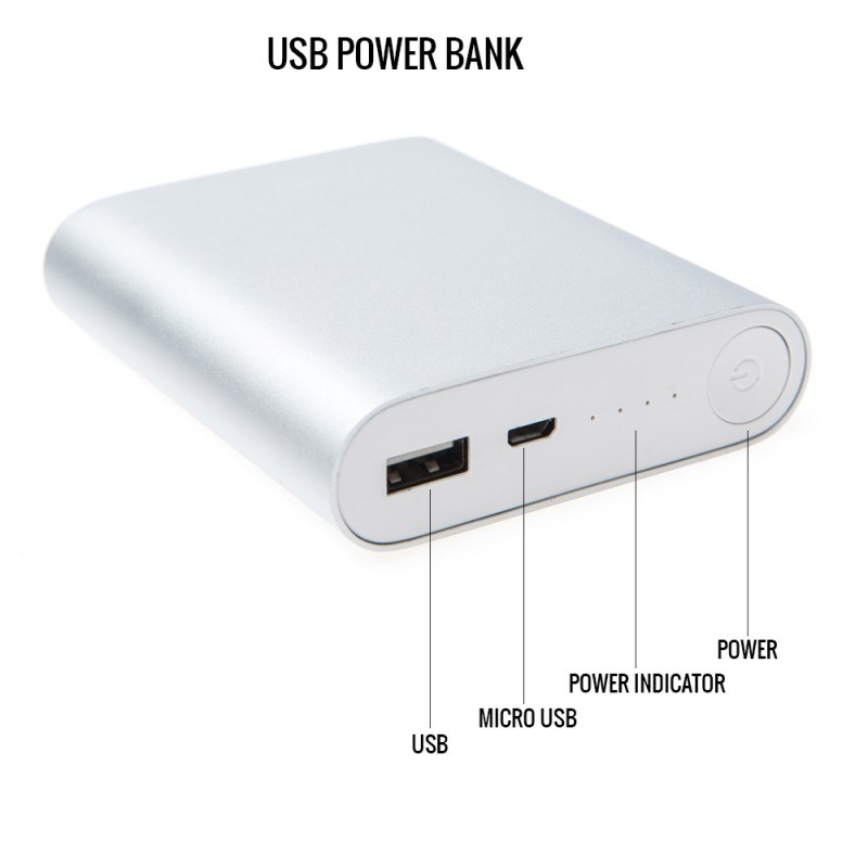 USB Power Bank fra Varme Kle